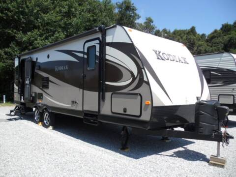 2014 Kodiak 263RLS for sale at Bay RV Sales - Towable RV`s in Lillian AL