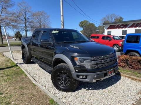 2014 Ford F-150 for sale at Beach Auto Brokers in Norfolk VA