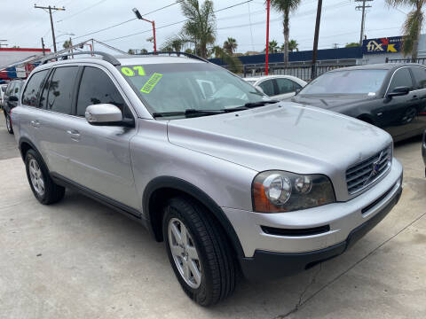 2007 Volvo XC90 for sale at North County Auto in Oceanside CA