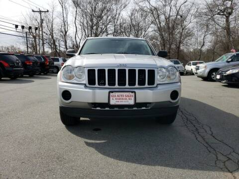 2005 Jeep Grand Cherokee for sale at Gia Auto Sales in East Wareham MA