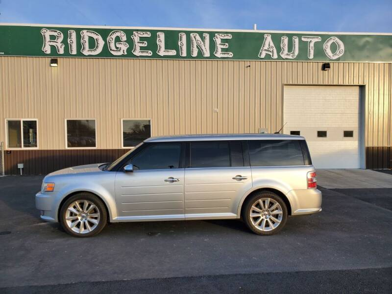 2010 Ford Flex for sale at RIDGELINE AUTO in Chubbuck ID