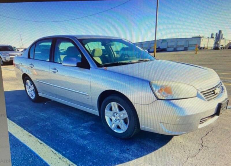 2006 Chevrolet Malibu for sale at HW Used Car Sales LTD in Chicago IL