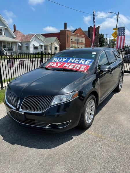 2014 Lincoln MKT Town Car for sale in Toledo, OH