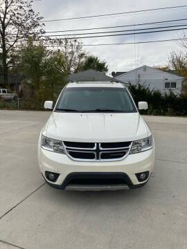 2012 Dodge Journey for sale at Suburban Auto Sales LLC in Madison Heights MI