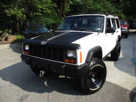 1999 Jeep Cherokee for sale at Elite Auto Wholesale in Midlothian VA