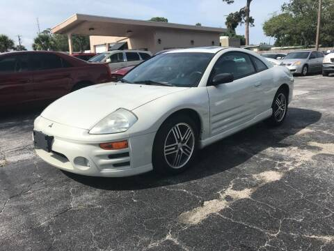 2002 Mitsubishi Eclipse for sale at AutoVenture in Holly Hill FL
