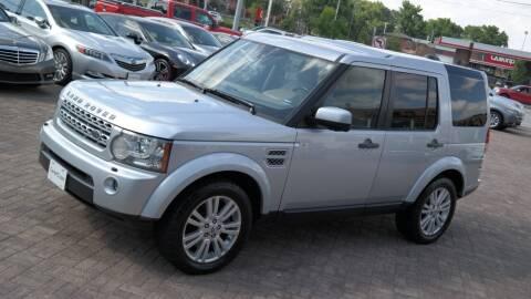 2011 Land Rover LR4 for sale at Cars-KC LLC in Overland Park KS