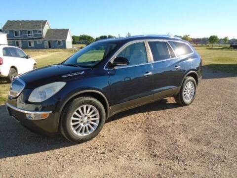2008 Buick Enclave for sale at SWENSON MOTORS in Gaylord MN