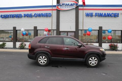 2012 Kia Sorento for sale at Ultimate Auto Deals in Fort Wayne IN