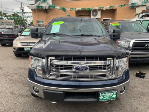 2013 Ford F-150 for sale at Park Avenue Auto Lot Inc in Linden NJ