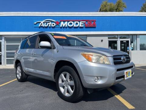 2006 Toyota RAV4 for sale at AUTO MODE USA-Monee in Monee IL