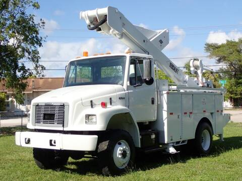 2002 Freightliner FL70 for sale at American Trucks and Equipment in Hollywood FL