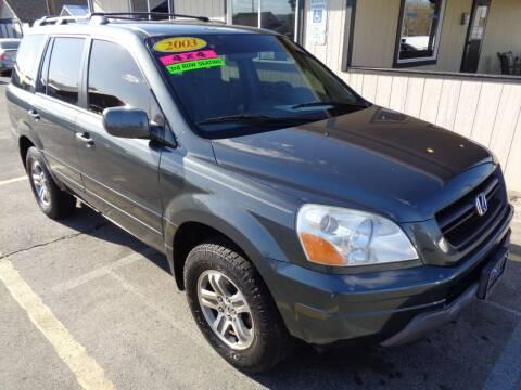 2003 Honda Pilot for sale at BBL Auto Sales in Yakima WA