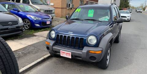 2004 Jeep Liberty for sale at Frank's Garage in Linden NJ