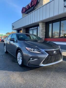 2017 Lexus ES 350 for sale at City to City Auto Sales in Richmond VA
