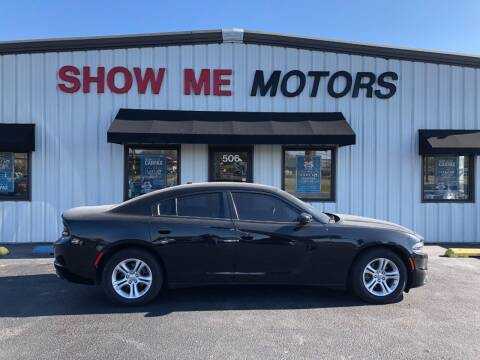 2015 Dodge Charger for sale at SHOW ME MOTORS in Cape Girardeau MO