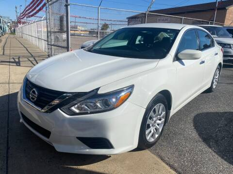 2016 Nissan Altima for sale at The PA Kar Store Inc in Philladelphia PA