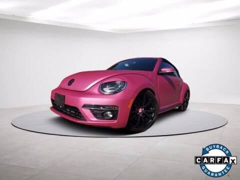 2015 Volkswagen Beetle Convertible for sale at Carma Auto Group in Duluth GA