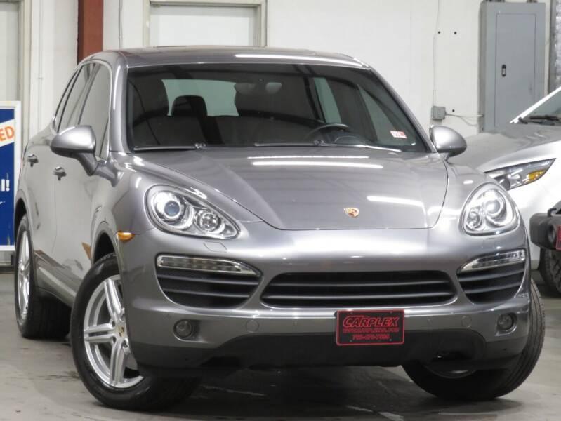 2013 Porsche Cayenne for sale at CarPlex in Manassas VA
