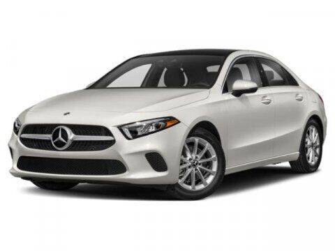 2020 Mercedes-Benz A-Class for sale at STG Auto Group in Montclair CA