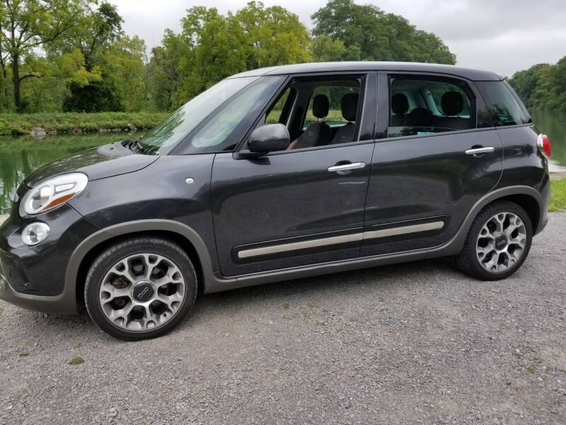 2014 FIAT 500L for sale at Auto Link Inc in Spencerport NY