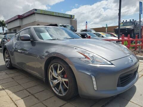 2017 Nissan 370Z for sale at CARCO SALES & FINANCE in Chula Vista CA