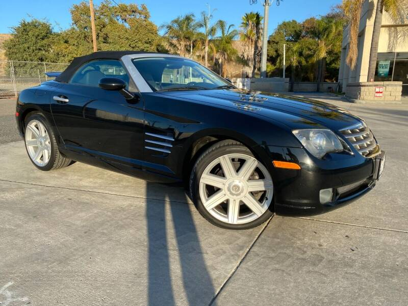 2005 Chrysler Crossfire for sale at Luxury Auto Lounge in Costa Mesa CA