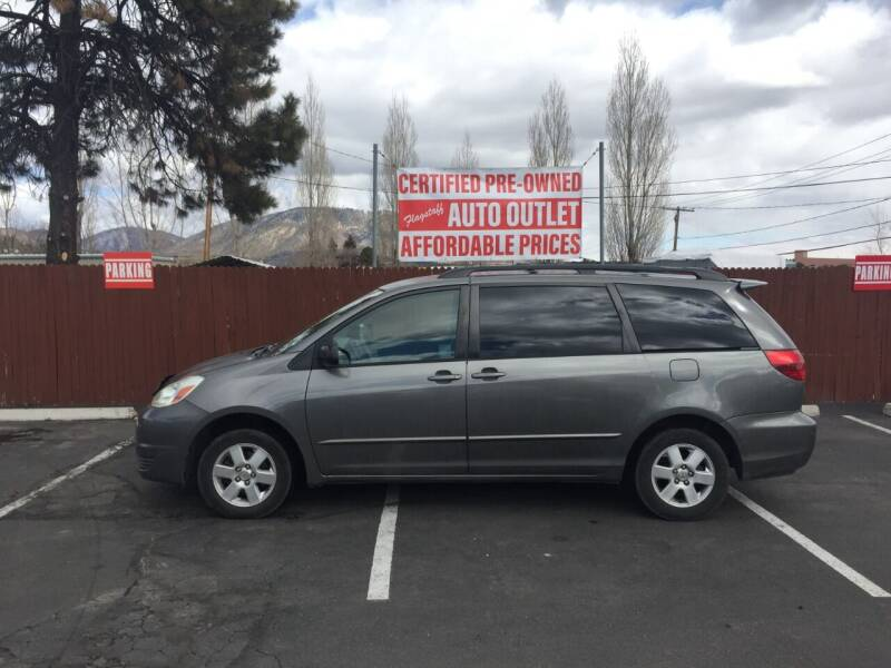 2005 Toyota Sienna for sale at Flagstaff Auto Outlet in Flagstaff AZ