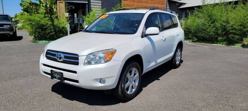 2007 Toyota RAV4 for sale at Persian Motors in Cornelius OR
