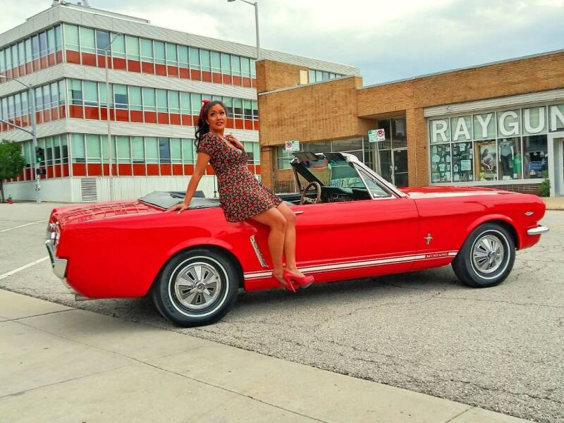 1965 Ford Mustang for sale at KC Classic Cars in Kansas City MO