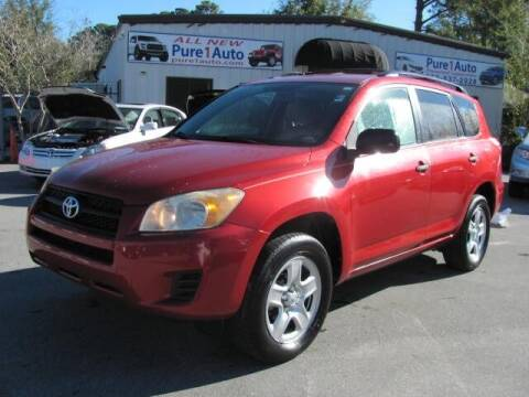2010 Toyota RAV4 for sale at Pure 1 Auto in New Bern NC