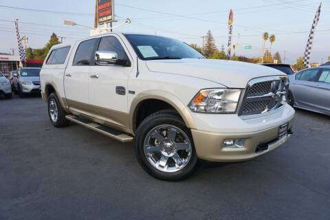 2012 RAM Ram Pickup 1500 for sale at Industry Motors in Sacramento CA