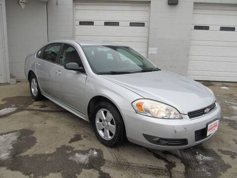 2010 Chevrolet Impala for sale at St. Mary Auto Sales in Hilliard OH