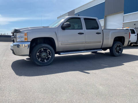 2007 Chevrolet Silverado 2500HD for sale at Truck Buyers in Magrath AB