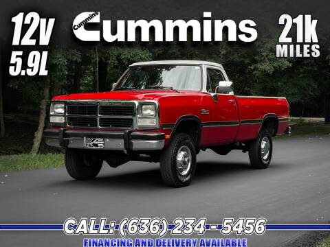 1991 Dodge RAM 250 for sale at Gateway Car Connection in Eureka MO