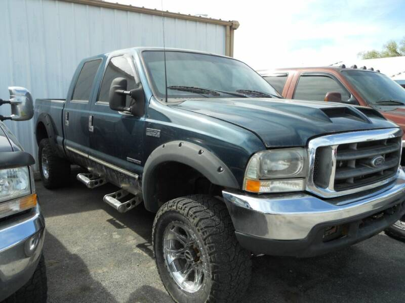 1999 Ford F-250 Super Duty for sale at A & G Auto Sales in Lawton OK