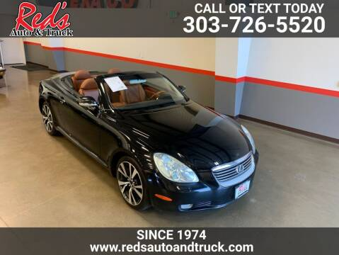 2002 Lexus SC 430 for sale at Red's Auto and Truck in Longmont CO