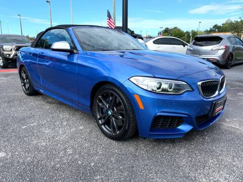 2017 BMW 2 Series for sale at Orlando Auto Connect in Orlando FL