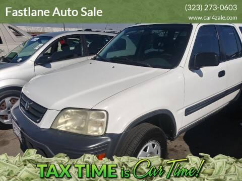 2000 Honda CR-V for sale at Fastlane Auto Sale in Los Angeles CA