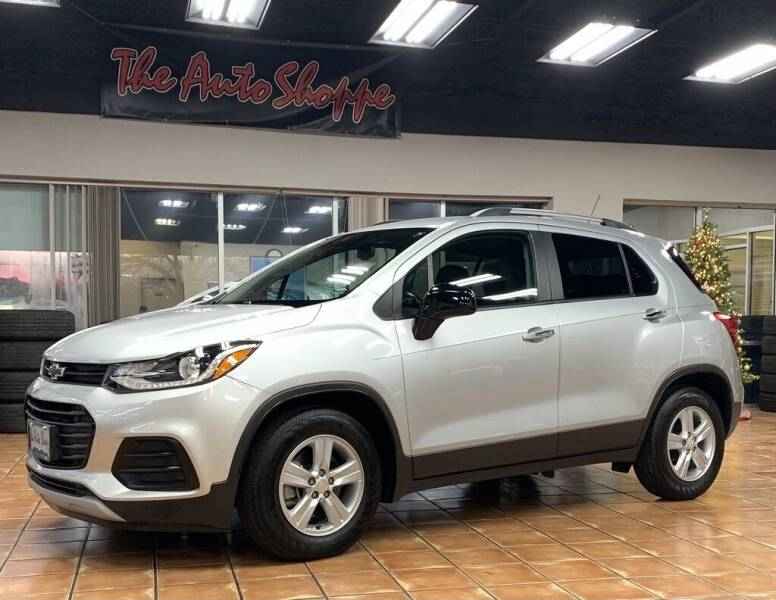 2018 Chevrolet Trax for sale at The Auto Shoppe in Springfield MO