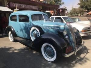 1936 Hudson Terraplane for sale at Classic Car Deals in Cadillac MI