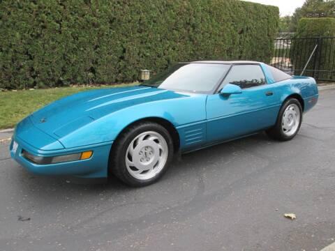 1992 Chevrolet Corvette for sale at Top Notch Motors in Yakima WA
