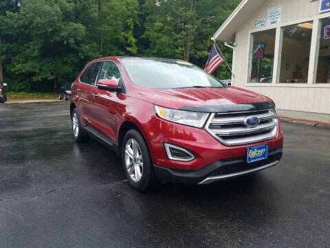 2017 Ford Edge for sale at Fairway Auto Sales in Rochester NH