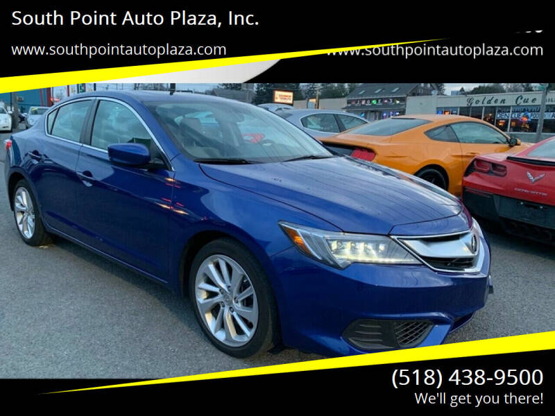 2016 Acura ILX for sale at South Point Auto Plaza, Inc. in Albany NY