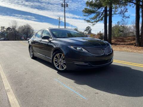 2013 Lincoln MKZ for sale at THE AUTO FINDERS in Durham NC