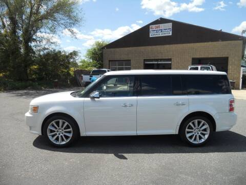 2010 Ford Flex for sale at All Cars and Trucks in Buena NJ