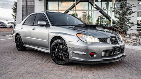 2007 Subaru Impreza for sale at MUSCLE MOTORS AUTO SALES INC in Reno NV