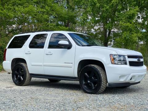 2007 Chevrolet Tahoe for sale at Charlie's Used Cars in Thomasville NC