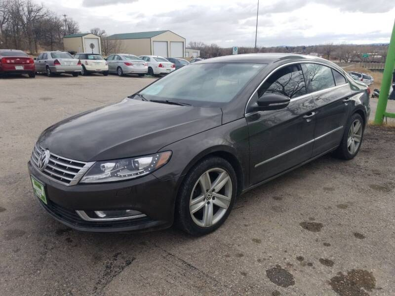 2014 Volkswagen CC for sale at Independent Auto in Belle Fourche SD