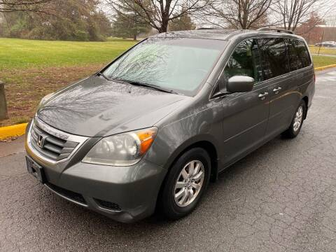 2008 Honda Odyssey for sale at D&S IMPORTS, LLC in Strasburg VA